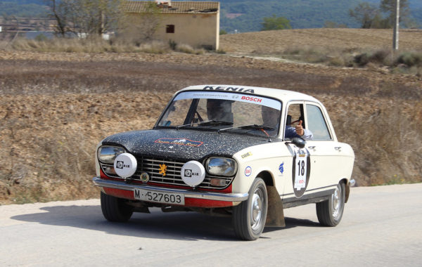 Peugeot 204 de 1966